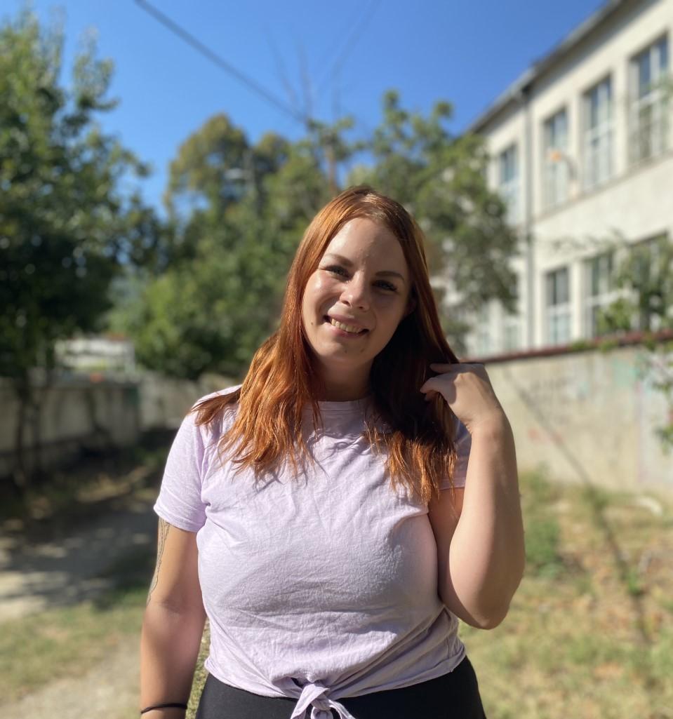 Мирна девојка со силна енергија: Добредојде за Ниина од Финска