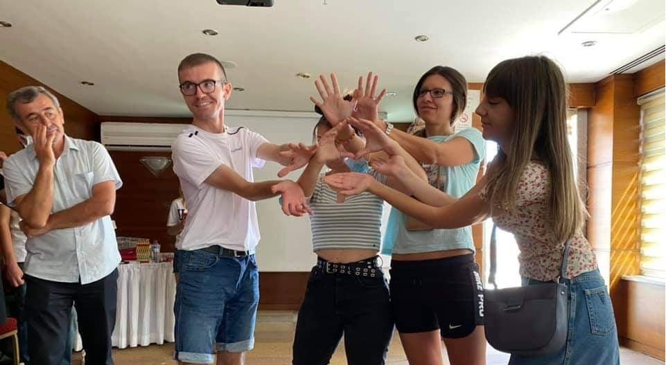 "Тренинг-курс, Анкара : ""Digital Youth At Your Best"""